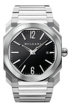 Bulgari Octo Automatic 41mm Mens watch, model number - bgo41bssd, discount price of £5,070.00 from The Watch Source