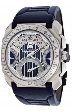 Bulgari Octo Quadri Retro 45mm Mens watch, model number - bgo45c3sldchqr/mas MASERATI, discount price of £19,489.00 from The Watch Source