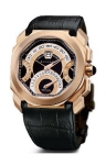 Bulgari Octo Quadri Retro 45mm bgop45bgldchqr watch
