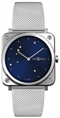 Bell & Ross BR S Quartz 39mm BRS-EA-ST/SST watch