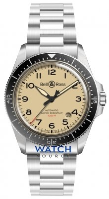 Bell & Ross BR V2-92 BRV292-BEI-ST/SST watch