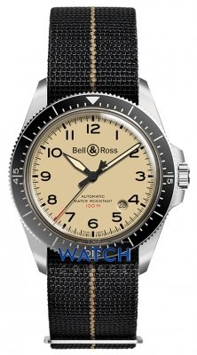 Bell & Ross BR V2-92 BRV292-BEI-ST/SF watch