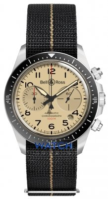 Bell & Ross BR V2-94 BRV294-BEI-ST/SF watch