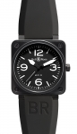 Bell & Ross BR01-92 Automatic 46mm BR01-92 Carbon watch