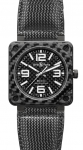 Bell & Ross BR01-92 Automatic 46mm BR01-92 Carbon Fiber watch