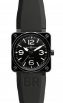 Bell & Ross BR01-92 Automatic 46mm BR01-92 Black Ceramic watch
