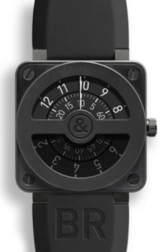 Bell & Ross BR01-92 Automatic 46mm Mens watch, model number - BR01-92 Compass, discount price of £3,343.00 from The Watch Source