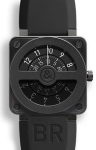 Bell & Ross BR01-92 Automatic 46mm BR01-92 Compass watch