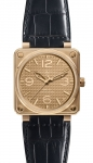 Bell & Ross BR01-92 Automatic 46mm BR01-92 Rose Gold Ignot watch
