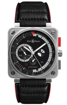 Bell & Ross BR01-94 Chronograph 46mm Mens watch, model number - BR01-94 B-Rocket, discount price of £4,320.00 from The Watch Source