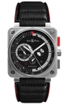 Bell & Ross BR01-94 Chronograph 46mm BR01-94 B-Rocket watch