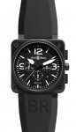 Bell & Ross BR01-94 Chronograph 46mm BR01-94 Carbon watch