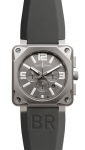 Bell & Ross BR01-94 Chronograph 46mm BR01-94 Pro Titanium watch