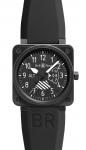 Bell & Ross BR01 Flight Intruments BR01-96 Altimeter watch