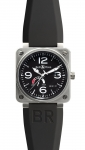 Bell & Ross BR01-97 Power Reserve 46mm BR01-97 Reserve de Marche watch