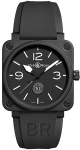 Bell & Ross BR01-92 Automatic 46mm BR0192-10TH-CE watch