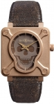 Bell & Ross BR01-92 Automatic 46mm BR0192-SKULL-BR watch