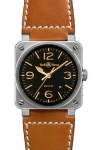 Bell & Ross BR03-92 Automatic 42mm BR03-92 Golden Heritage watch