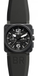 Bell & Ross BR03-94 Chronograph 42mm BR03-94 Carbon watch