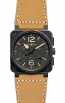 Bell & Ross BR03-94 Chronograph 42mm BR03-94 Heritage watch