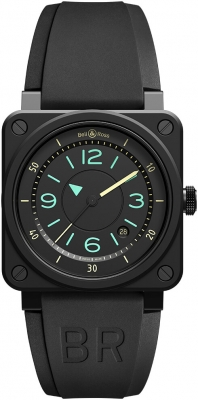 Bell & Ross BR03-92 Automatic 42mm BR0392-IDC-CE/SRB watch