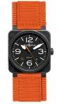 Bell & Ross BR03-92 Automatic 42mm BR0392-O-CA watch