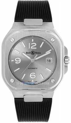 Bell & Ross BR 05 Automatic 40mm BR05A-GR-ST/SRB watch