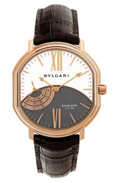 Bulgari Daniel Roth Petite Seconds Mens watch, model number - brrp44c14glps, discount price of £12,871.00 from The Watch Source