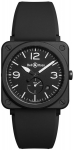 Bell & Ross BR S Quartz 39mm BRS-BL-CEM watch