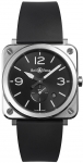 Bell & Ross BR S Quartz 39mm BRS-BLC-ST watch