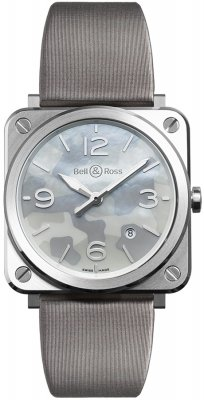Bell & Ross BR S Quartz 39mm BRS-CAMO-ST watch