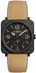 Bell & Ross BR S Quartz 39mm BRS-HERI-CEM watch