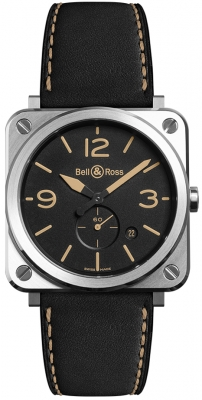 Bell & Ross BR S Quartz 39mm BRS-HERI-ST/SCA watch