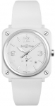 Bell & Ross BR S Quartz 39mm BRS-WH-CES/SRB watch