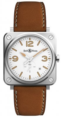Bell & Ross BR S Quartz 39mm BRS-WHERI-ST/SCA watch