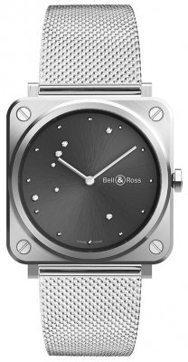 Bell & Ross BR S Quartz 39mm BRS-ERU-ST/SST watch