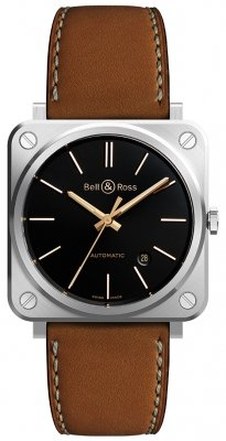 Bell & Ross BR S Automatic 39mm BRS92-ST-G-HE/SCA watch