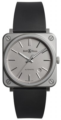 Bell & Ross BR S Automatic 39mm BRS92-GR-ST/SRB watch