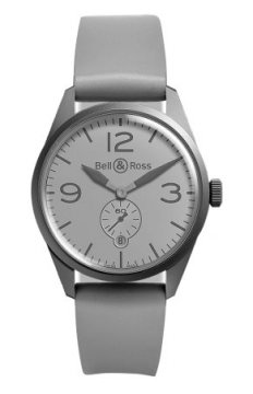Bell & Ross BR 123 Vintage Mens watch, model number - BRV 123 Commando, discount price of £1,755.00 from The Watch Source