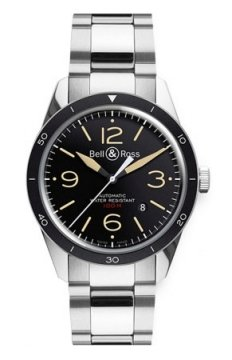 Bell & Ross BR 123 Vintage Mens watch, model number - BRV 123 Sport Heritage Bracelet, discount price of £1,890.00 from The Watch Source