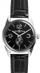 Bell & Ross BR 123 Vintage BRV 123 Officer Black watch