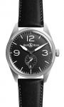 Bell & Ross BR 123 Vintage BRV 123 Original Black watch