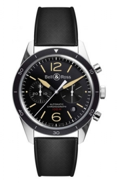 Bell & Ross BR 126 Sport Chronograph Mens watch, model number - BR 126 Sport Heritage, discount price of £2,420.00 from The Watch Source