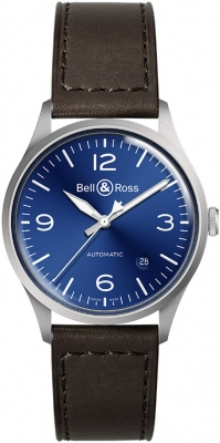 Bell & Ross BR V1-92 BRV192-BLU-ST/SCA watch