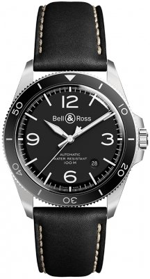 Bell & Ross BR V2-92 BRV292-BL-ST/SCA watch