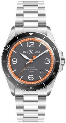 Bell & Ross BR V2-92 BRV292-ORA-ST/SST watch