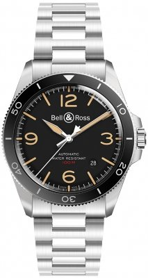 Bell & Ross BR V2-92 BRV292-HER-ST/SST watch