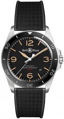 Bell & Ross BR V2-92 BRV292-HER-ST/SRB watch