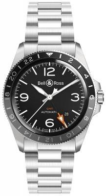 Bell & Ross BR V2-93 GMT BRV293-BL-ST/SST watch