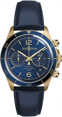 Bell & Ross BR V2-94 BRV294-BLU-BR/SCA watch